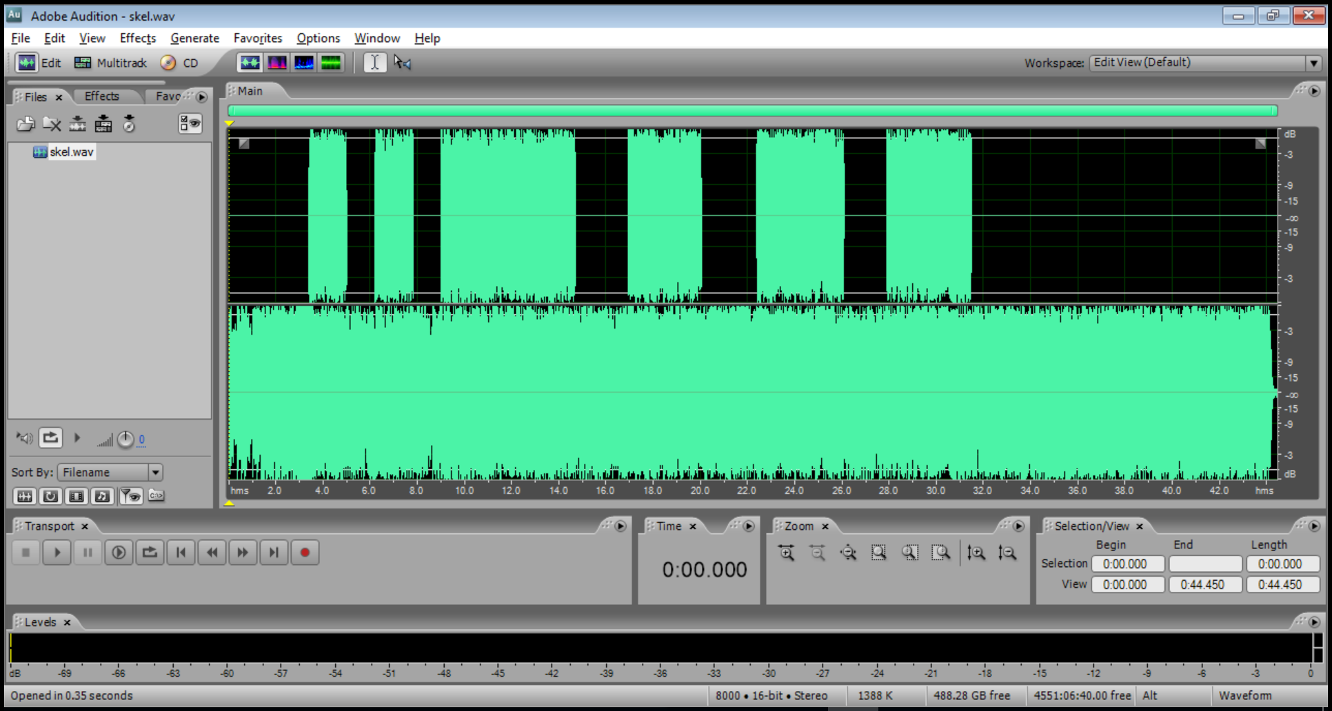 Picture of Music File Preparation