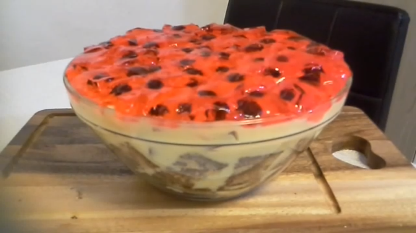 Picture of Fruit Trifle