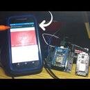 ESP8266/ESP-12 Arduino Powered SmartThings DS18B20 Temp. Sensor