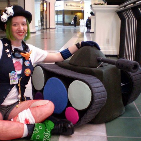 Picture of Tank Girl