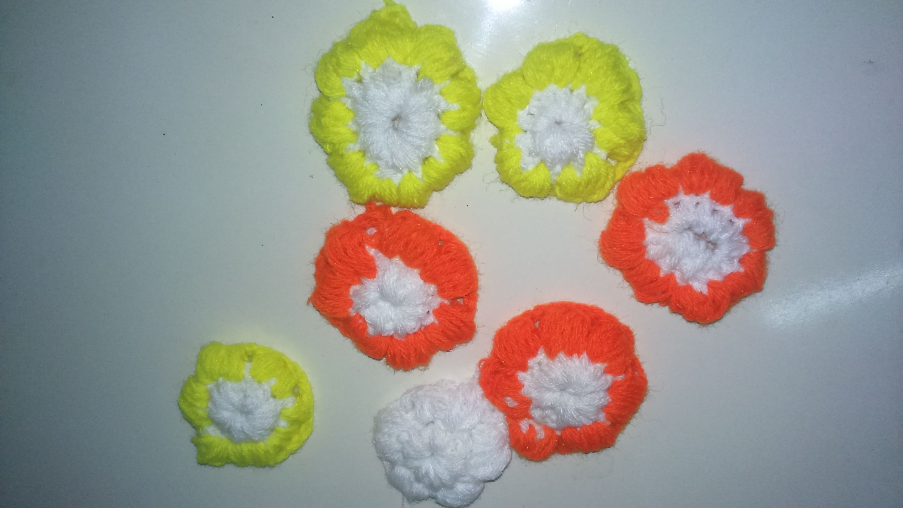 Picture of Making Single Flower