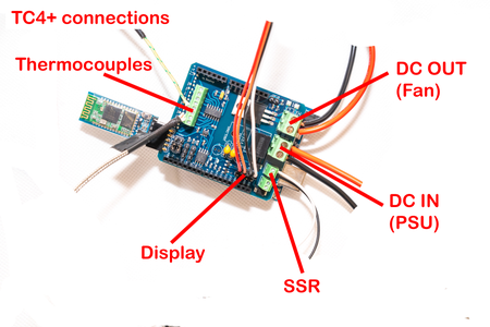 Wiring Up the Control Electronics: Step by Step