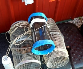 Bait Trap for Fishing