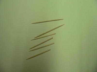 Cutting Masts