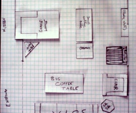 Arrange Furniture More Easily: Create a scale drawing with movable furniture!