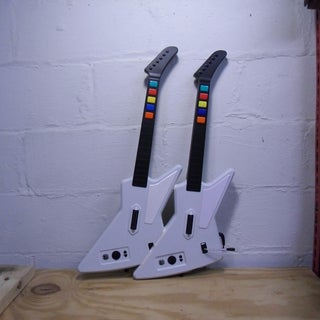 Twin Neck (Geddy Lee Style)