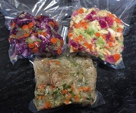 Easy Homemade Sauerkraut and Kimchi Recipe
