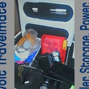 12 Volt Travelmate - A Cooler That Provides Storage And Power