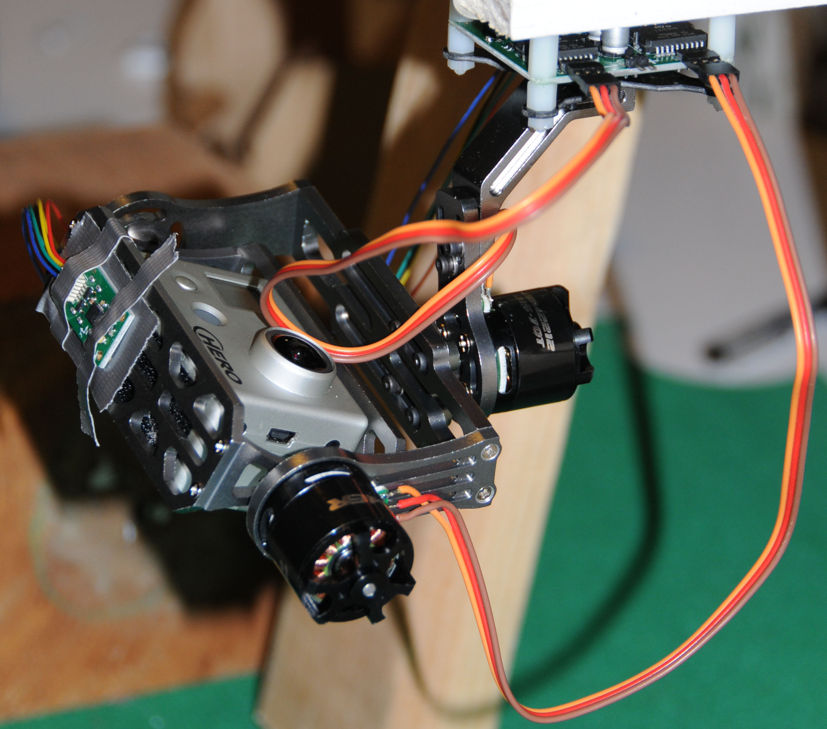 Picture of Brushless Gimbal for Aerial Photography Drones