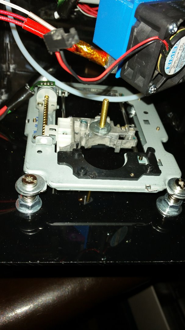 Picture of The Axes to Allow Your 3D Printer to Move.