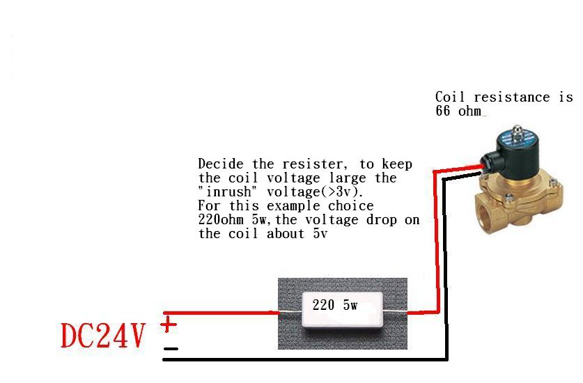 Reduce the Temperature of Solenoid Valve for Continuous Driving: 3 Steps