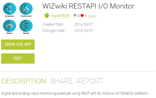 Picture of Building Your Android Apps for Monitoring IoT Devices Using REST API