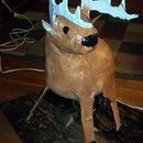 Halloween or Birthday Deer Pinata