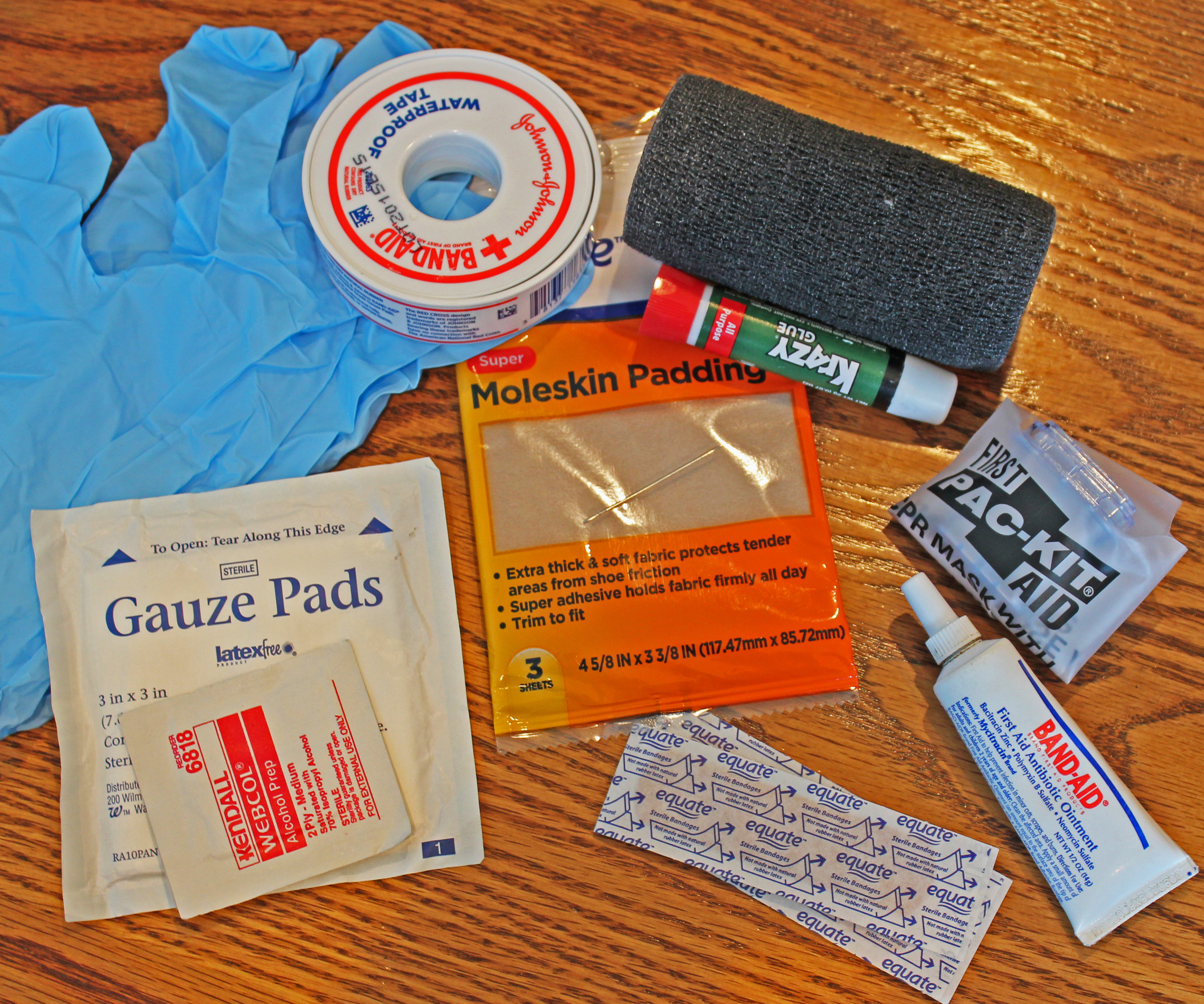 Picture of First-aid Supplies