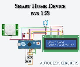 Smart Power Controlling Device