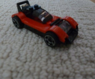 How to Make a Cool LEGO Car