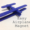 Airplane Magnet