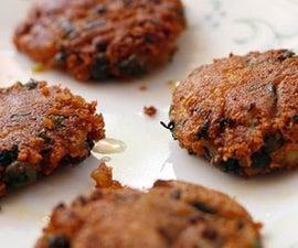 Spicy Aloo Tikki   Ventuno Home Cooking