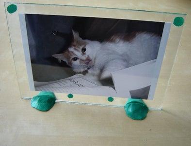 Make a Photo Frame With Sugru