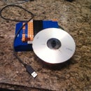 USB LEGO DJ SCRATCHER