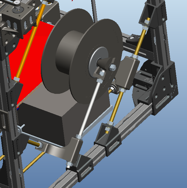 Picture of Assemble Spool Holder