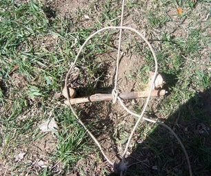 Build a Very Effective Booby Trap From Junk!!