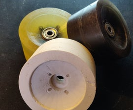 Diy Resin Cast Skateboard Wheels