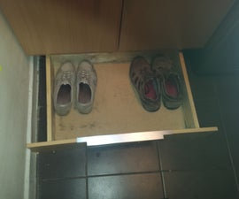 Kitchen Plinth Drawers