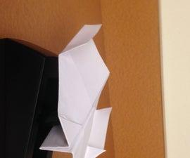 Paper Airplane Glider