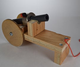 Magnet Cannon