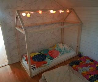 Kids (house) Bed Frame