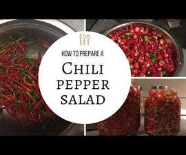 Chili Pepper Salad