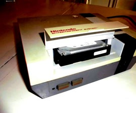 """Nes Recycle in Station HDD 3.5""""."""