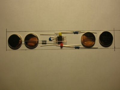 Lay Out Circuit According to the Template...