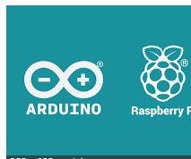 RUNNING Arduino IDE on RPi @ 800 X 480 Resolution