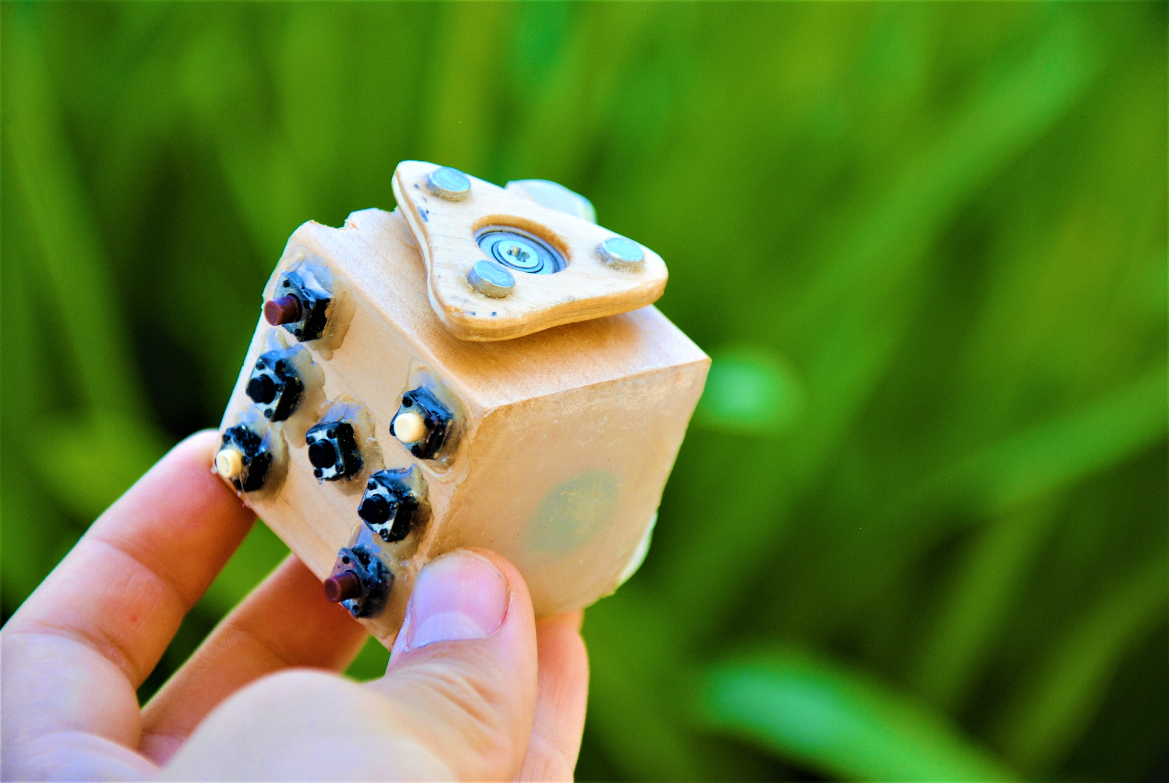 Picture of How to Make a Wooden Fidget Cube