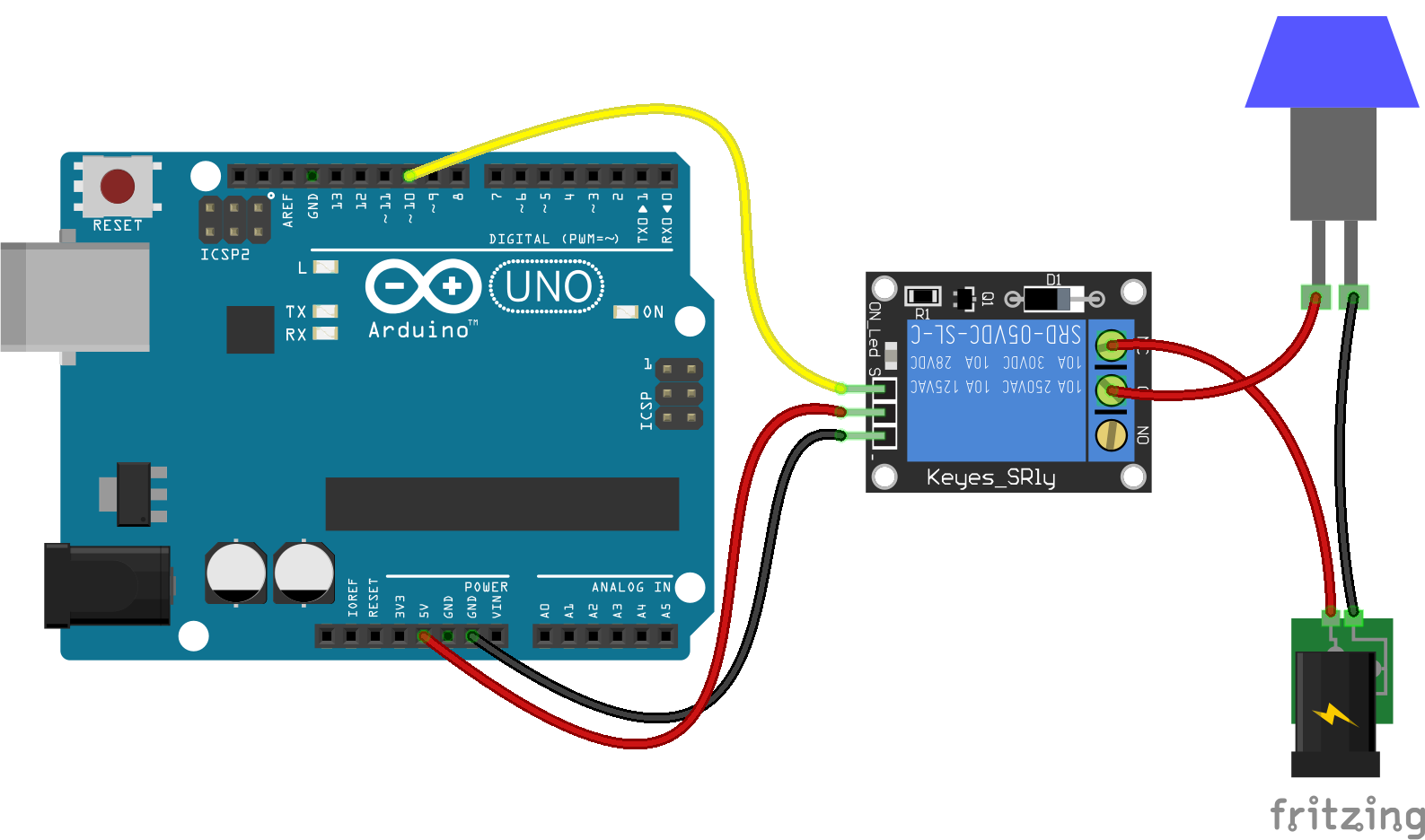 Picture of Arduino: Relays
