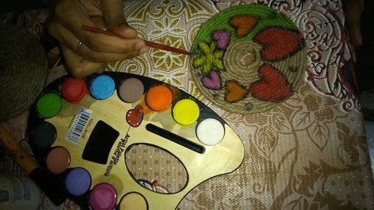 Coloring the Coir