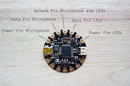 Wearable Microcontroller