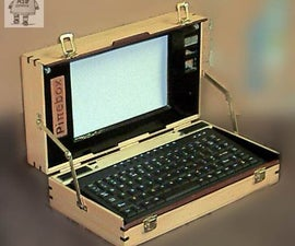 Pinebox Portable Computer Case 1