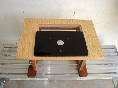 Precision Router Plate Installation Made Easy