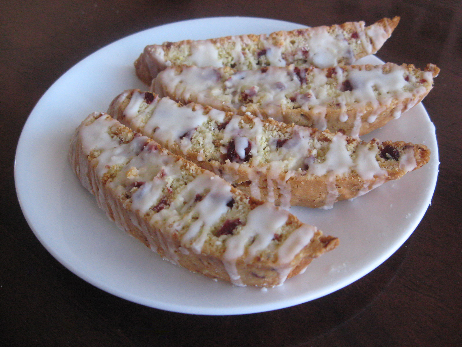 Picture of Cranberry Almond Biscotti
