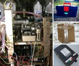 Generator/Solar/Supply