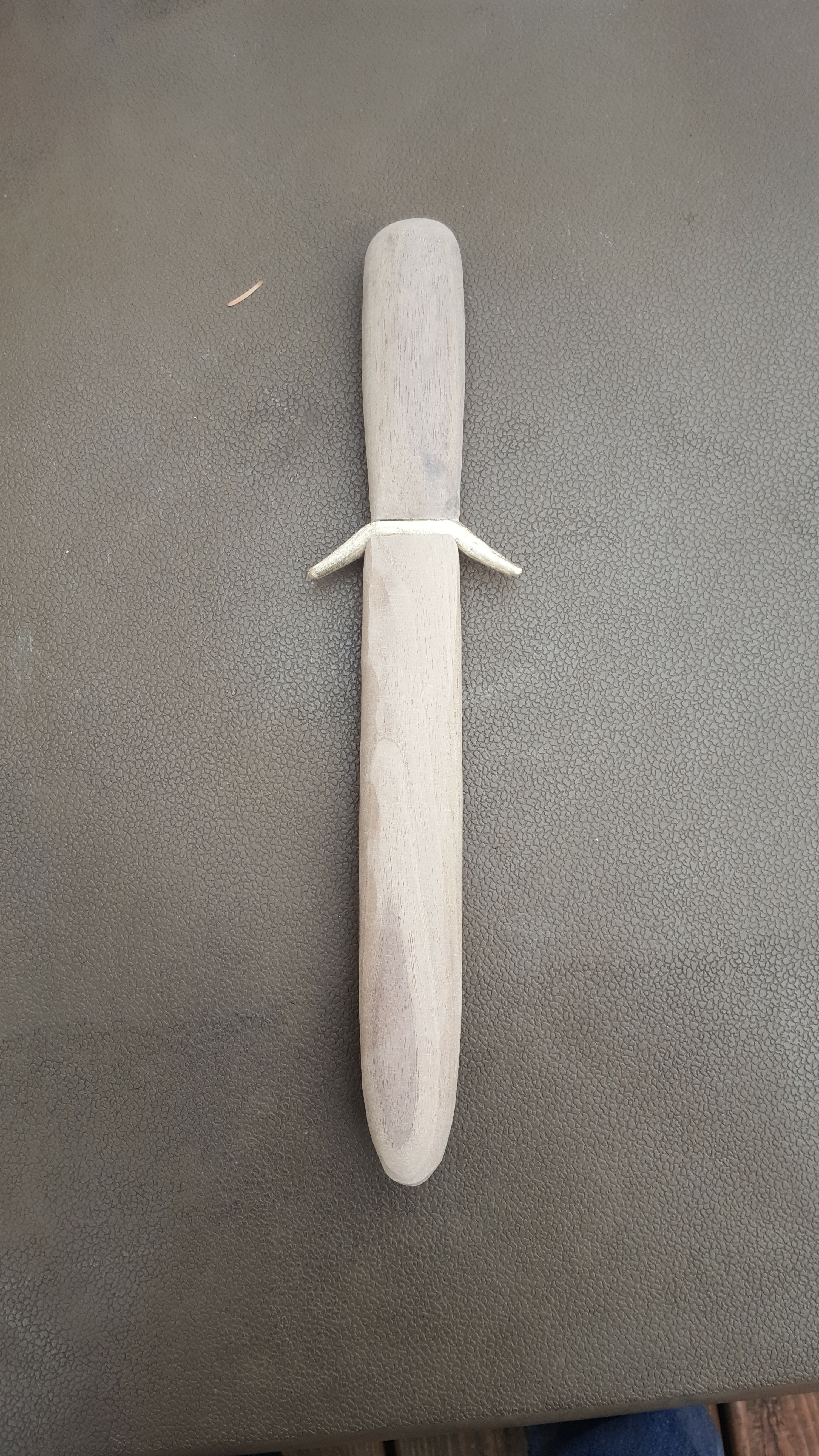 Picture of Handle and Scabbard