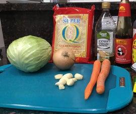 How to Make Pancit! (A Famous Filipino Dish)