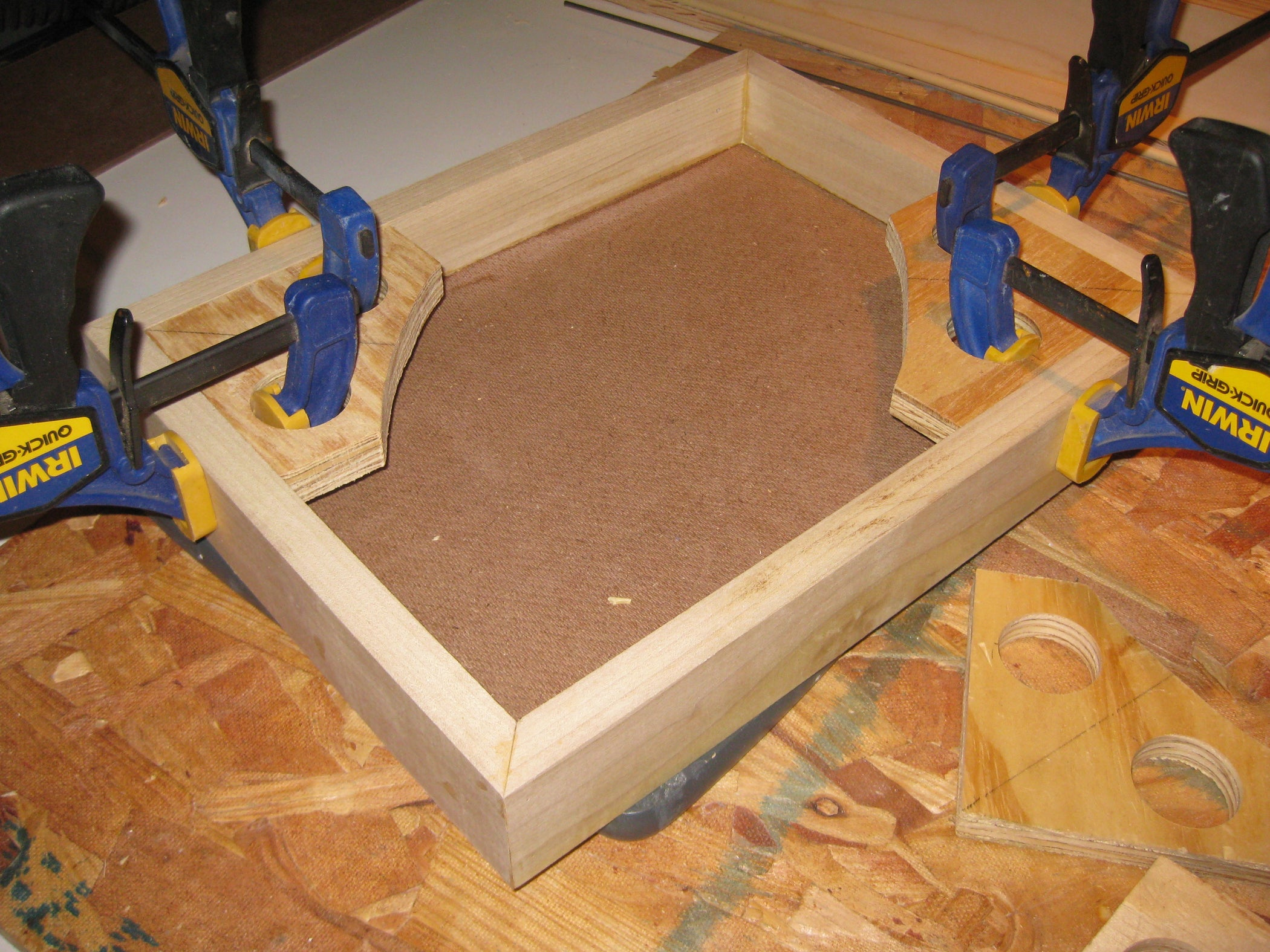 The Clamping Squares