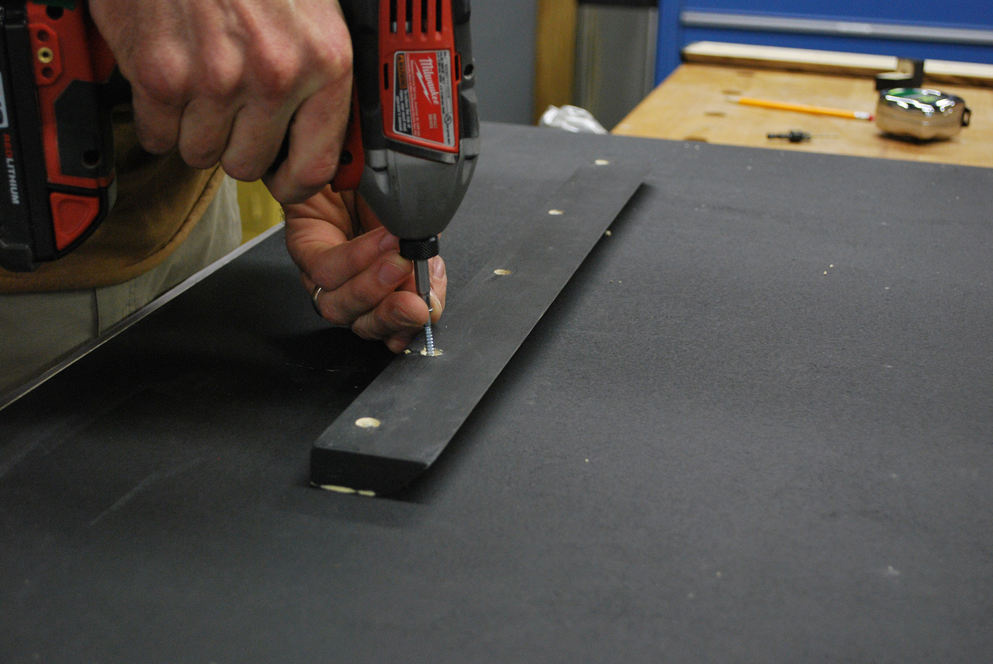 Picture of Install French Cleat
