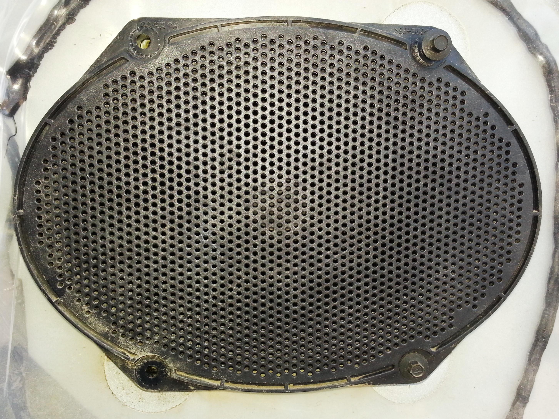 Picture of Car Audio Speakers Upgrade