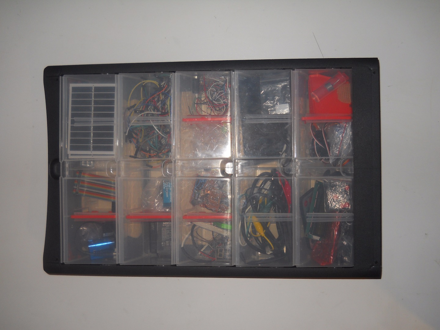 Picture of Organizing Boxes