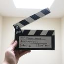 DIY Wood Clapper-board